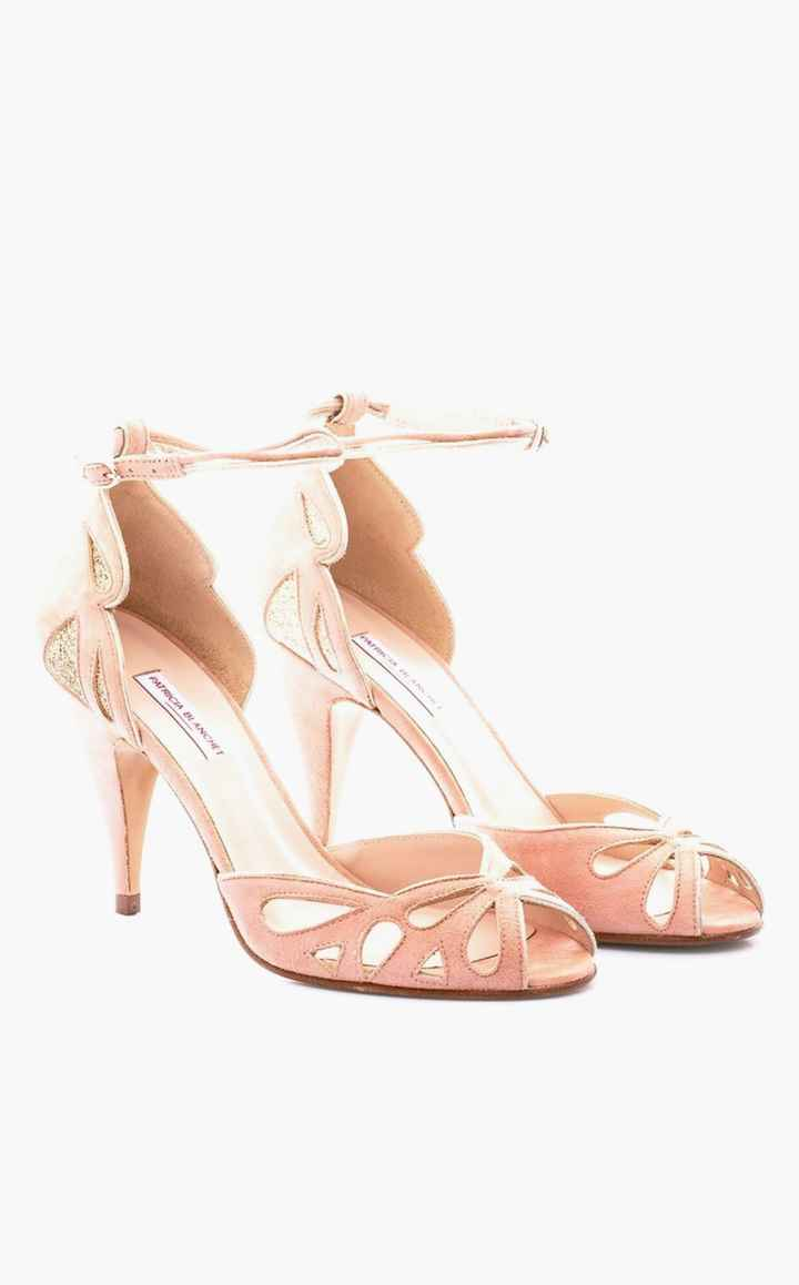 Chaussures pour le jour j - 3