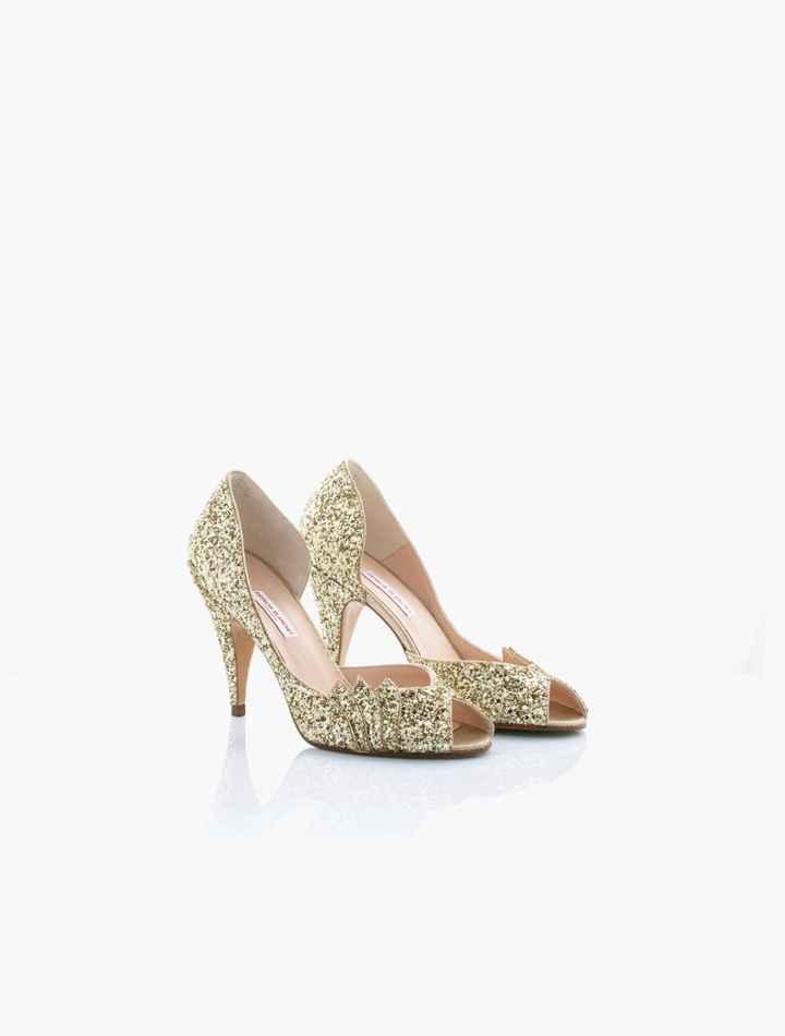 Chaussures pour le jour j - 4