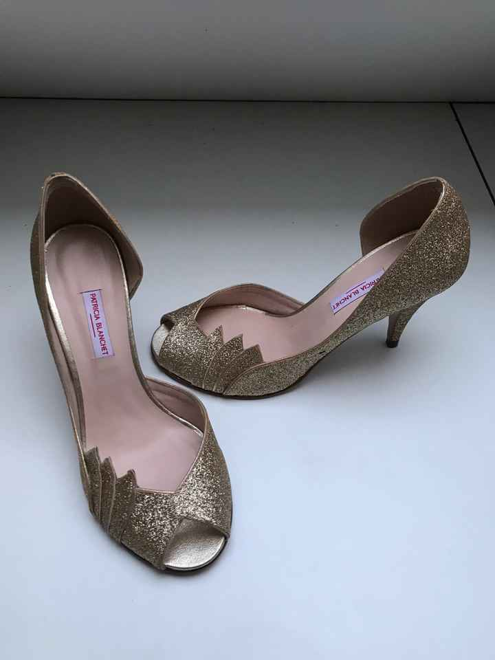 J'ai trouvé mes chaussures - 1