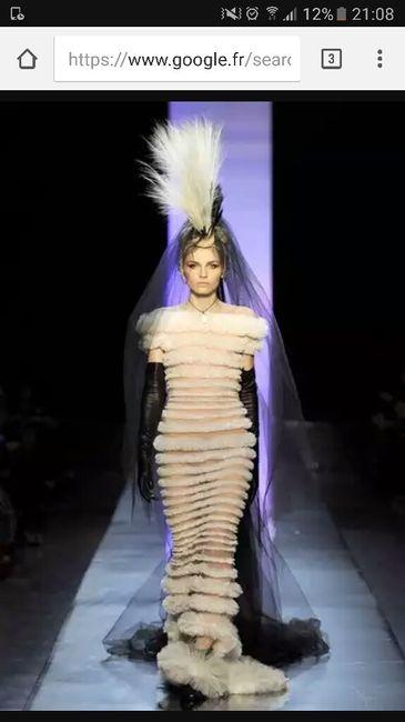 La robe de mariée la plus moche - 2