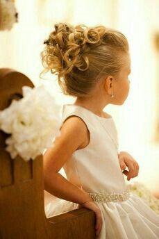Coiffure Demoiselle D Honneur Fille Beaute Forum Mariages Net