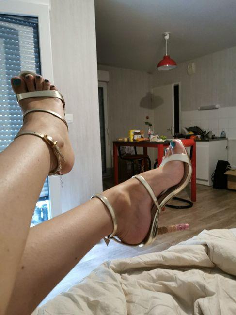 Qui connait les chaussures Sophia Webster 1