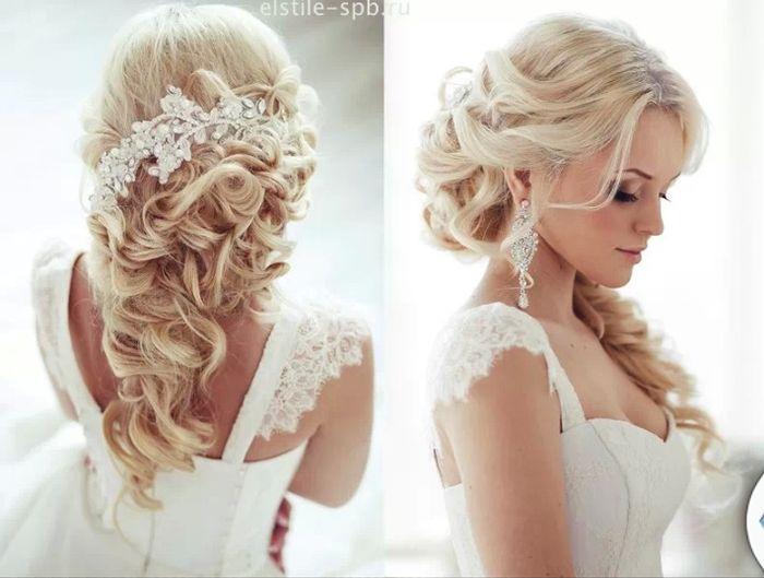 Quelle coiffure pour un visage rond beaut forum - Coiffure mariage detache ...
