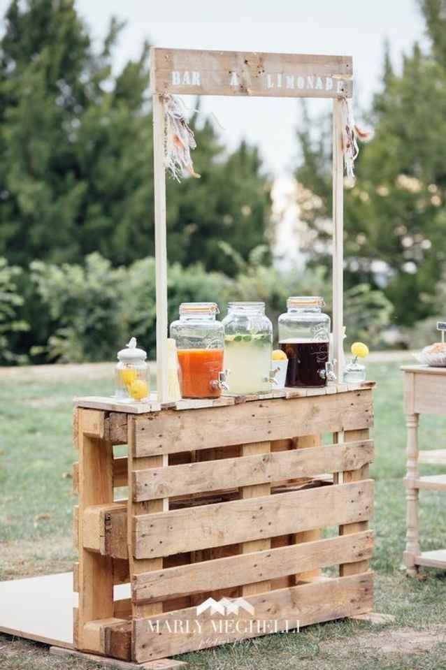 Idée de décoration de bar