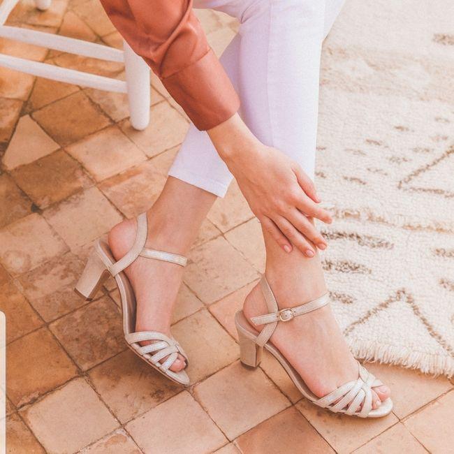 La couleur de tes chaussures pour le grand jour ? 2