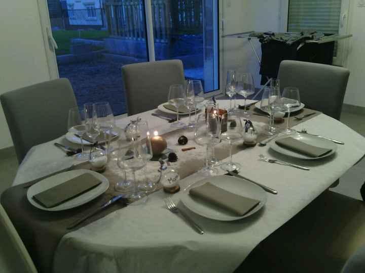 Essai table - 1