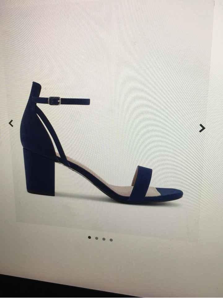 Avis sur les chaussures. - 1