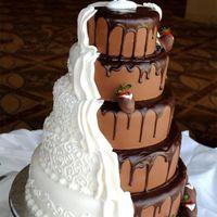 le wedding cake de nos rêves