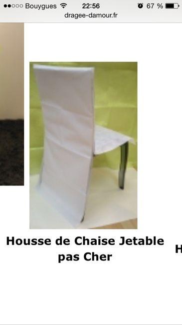 Location housses de chaises puy de d me forum - Housses de chaises jetables pas cher ...