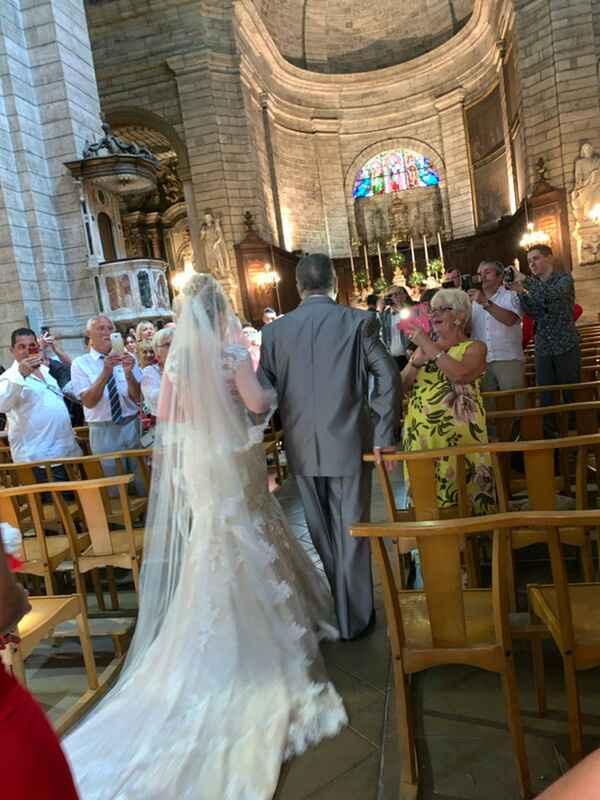 Mariage religieux : église ou dérogation ? - 1