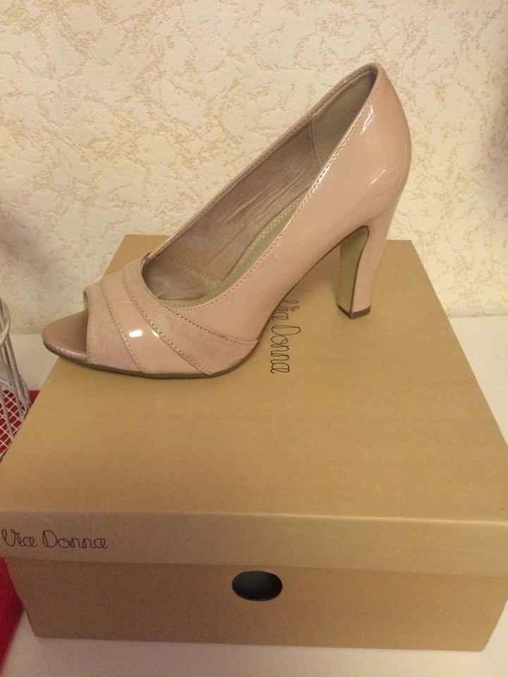 Chaussures trouvées!!!! - 1