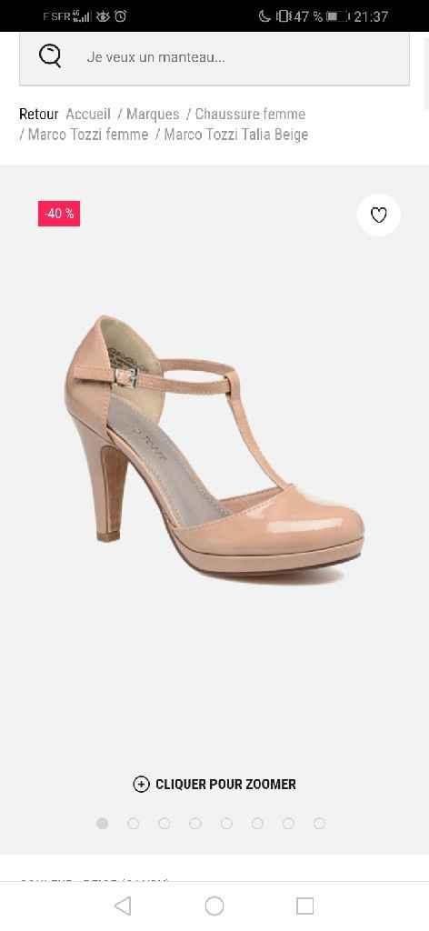 Chaussures à Lyon - 1
