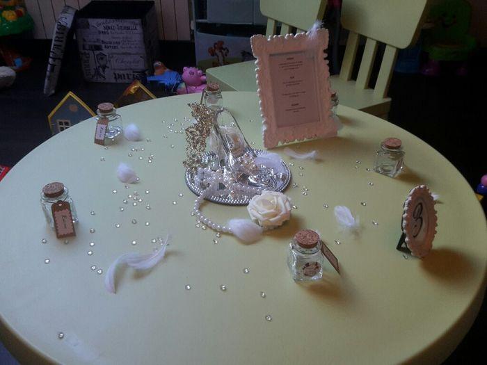 Décoration mariage Disney 12