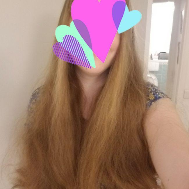 Longueur cheveux & chignon 3
