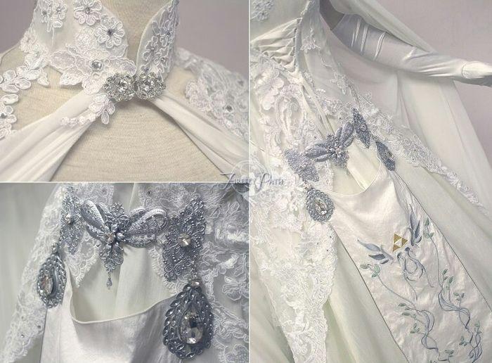 Robe mariage zelda