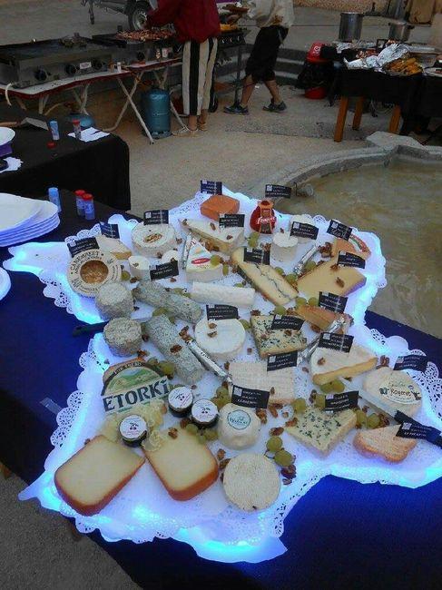 Piece mont e de fromage page 2 banquets forum - Quantite de fromage par personne ...