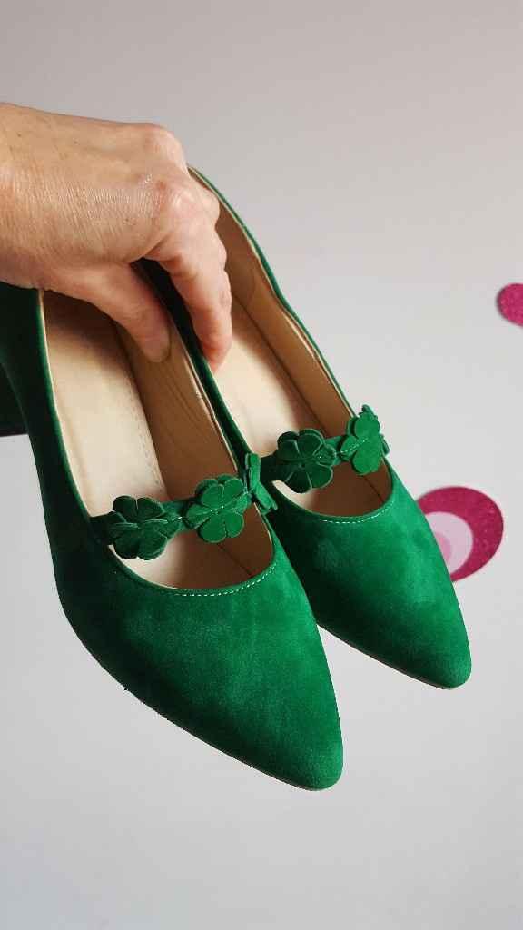 Chaussures en velours pour mariage d été? - 1