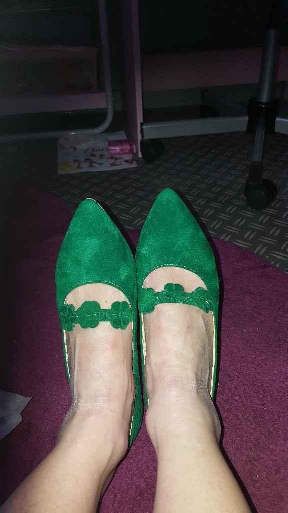 Chaussures en velours pour mariage d été? - 2