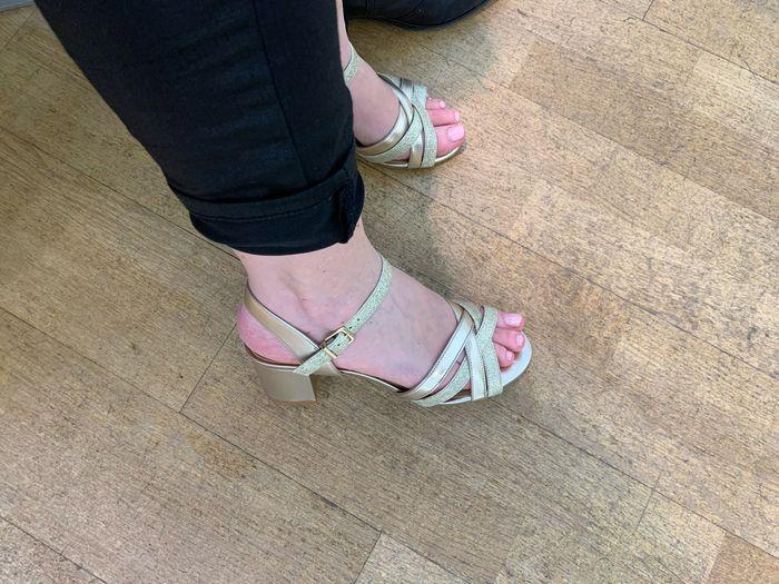 3 modèles de chaussures, lesquelles svp ? 1