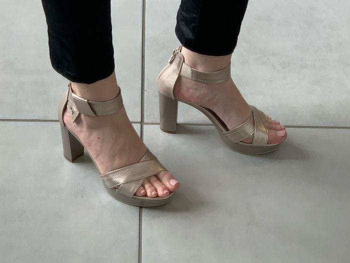3 modèles de chaussures, lesquelles svp ? 2