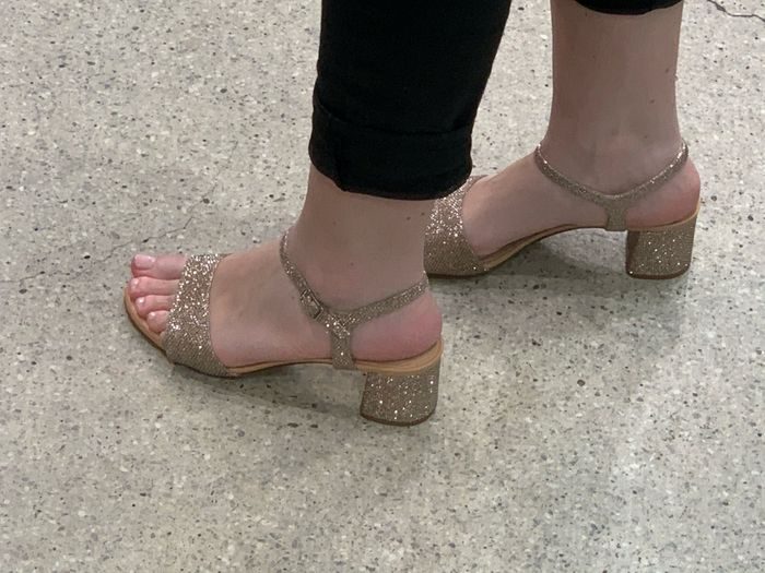 3 modèles de chaussures, lesquelles svp ? 3
