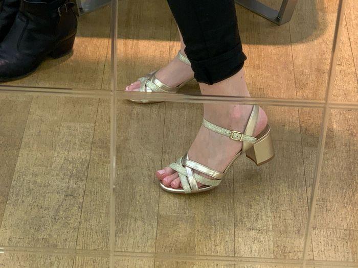 3 modèles de chaussures, lesquelles svp ? 4