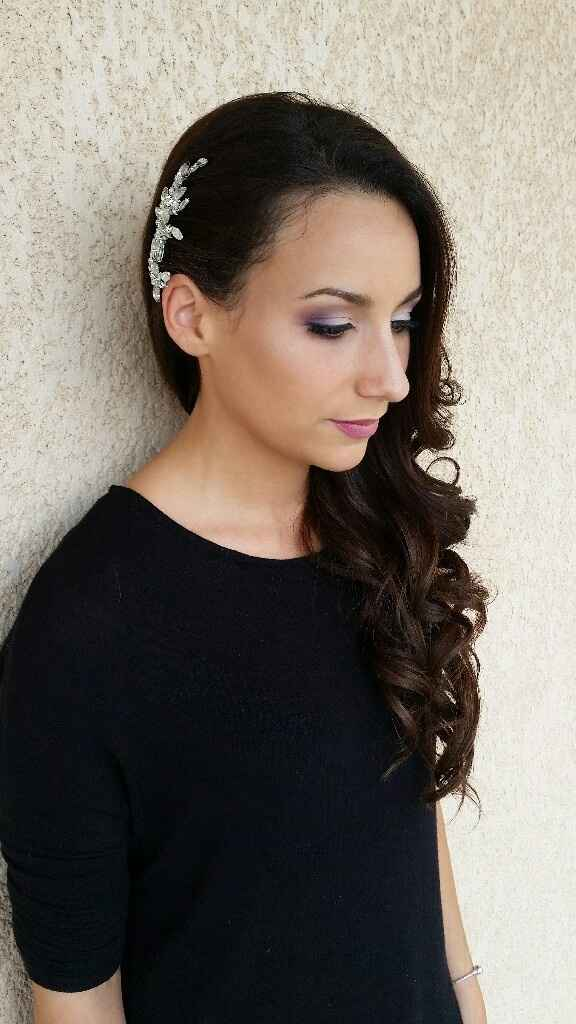 Essai coiffure + makeup - 2