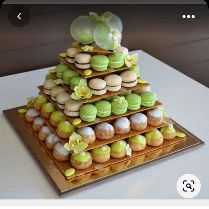 Dessert de mariage... - 2