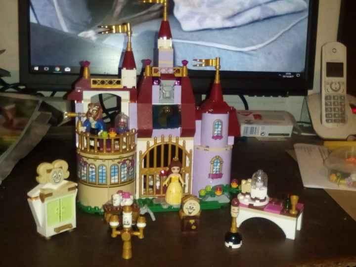 Lego La Belle et La Bête