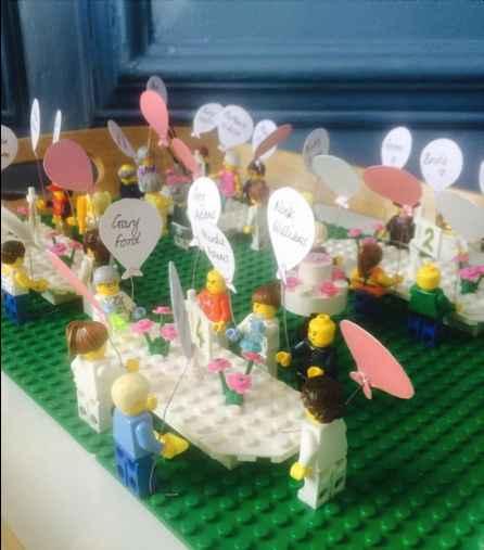 Plan de table Lego 2