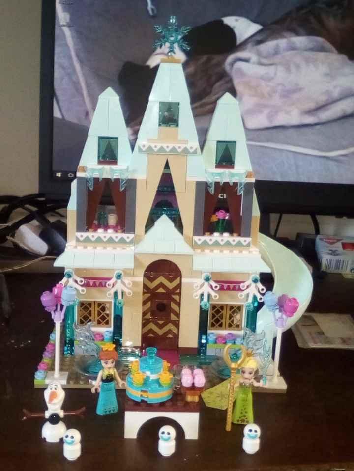 Lego La Reine des Neiges (Anna)