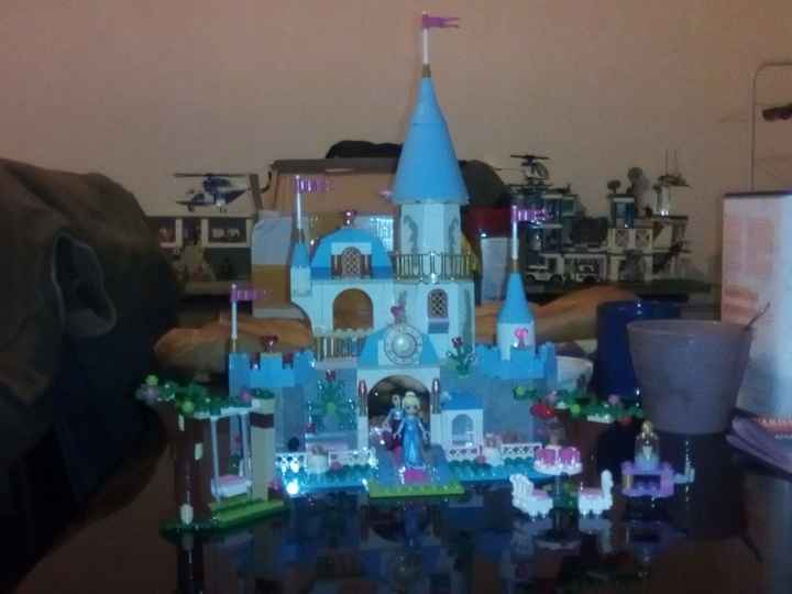 Le château de Cendrillon