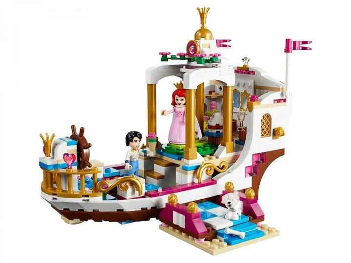 Nouveau set pour la table La Petite Sirène