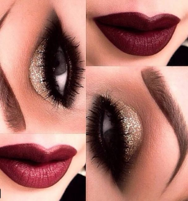 idee maquillage hiver