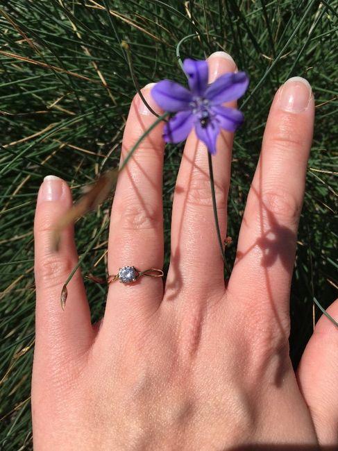 Montrez-nous vos bagues de fiançailles 💍 4