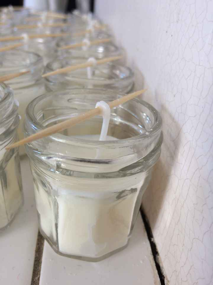 Message pour ceux ou  celle qui ont fait des bougies - 2