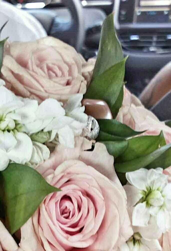 Mon essai bouquet - 1