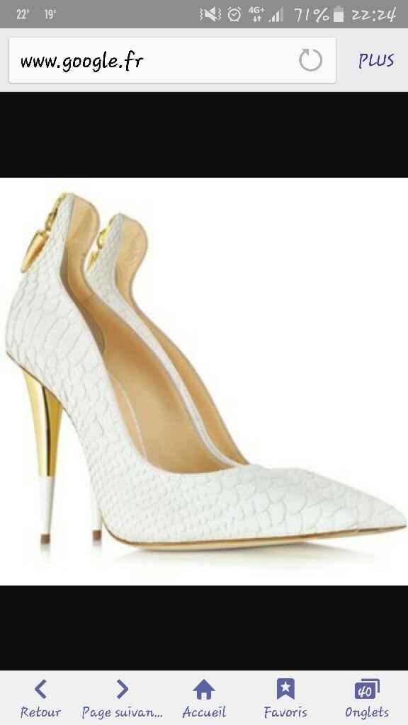 Aide choix de chaussure - 3