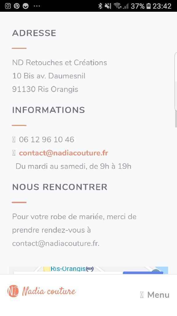 Couturière sur en île de France - 1