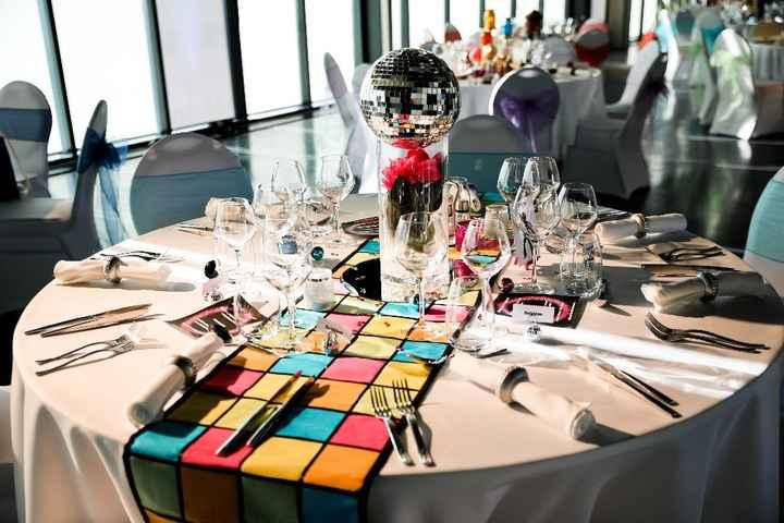 Table disco