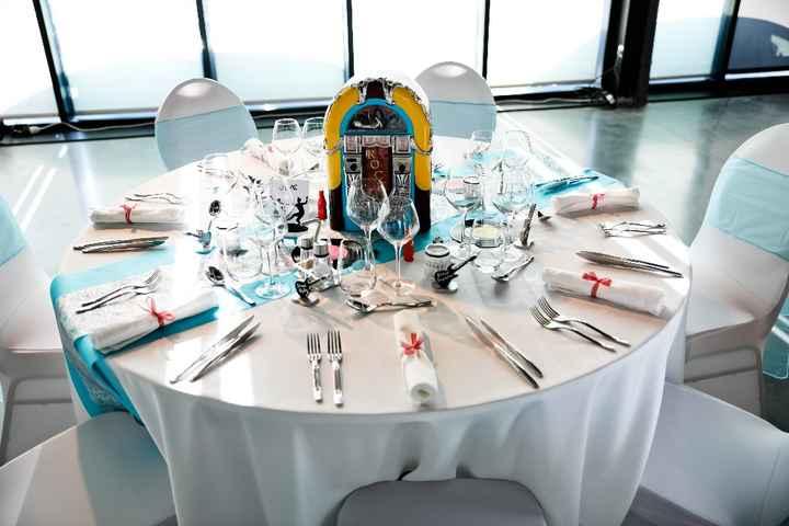 Table jive