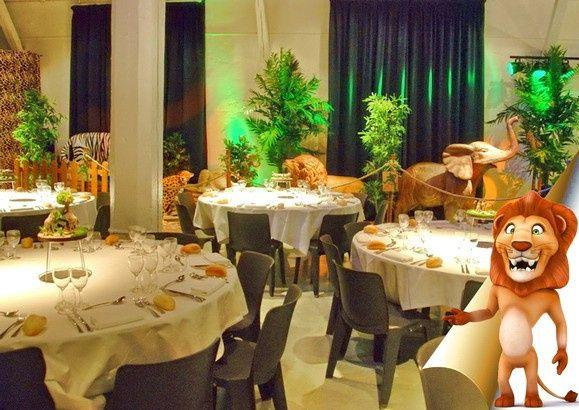 Deco Table Le Roi Lion Decoration Forum Mariages Net