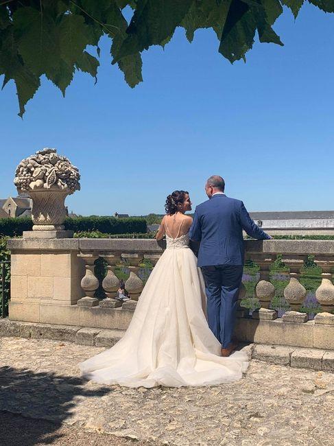 Nous nous marions le 11 Juillet 2020 - Indre-et-loire - 1