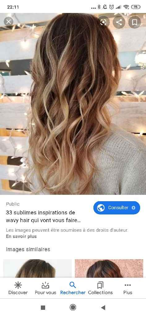 Essai coiffure: déçue - 1