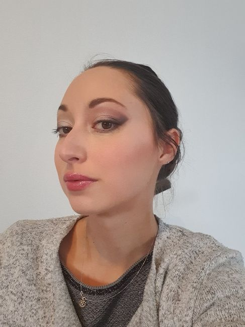 Hésitation maquillage 1