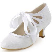 Elegant park chaussure talon simple