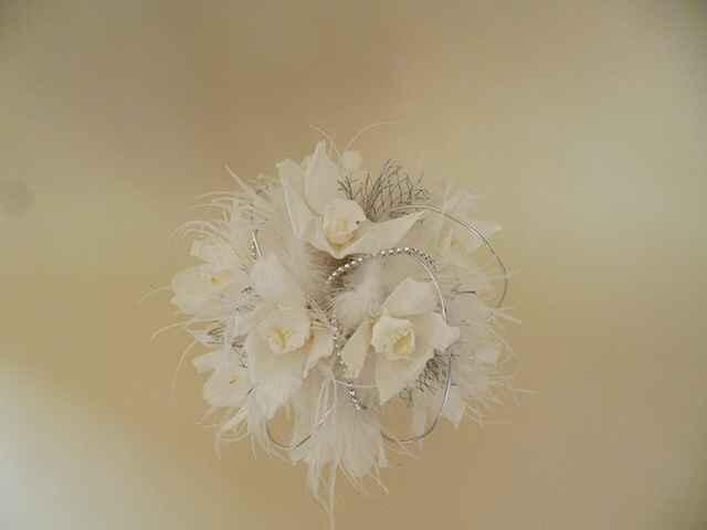 Mon bouquet !!!!! heureuuuuuse - 2