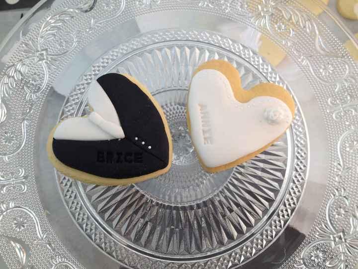 Biscuits personnalisés DIY