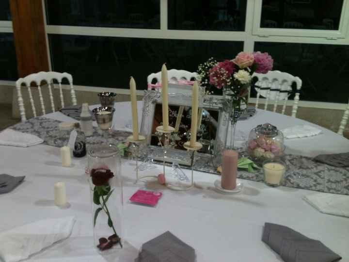 Table d'honneur contes de fée