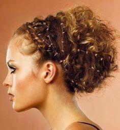 Coiffeur cheveux boucles nord